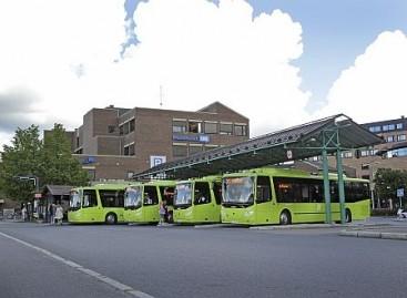 """""""Scania"""" pateikė Norvegijai dujinius autobusus"""