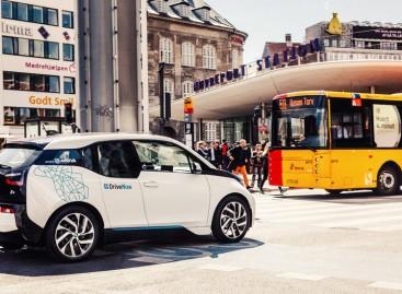 BMW I3 – alternatyva Kopenhagos viešajam transportui