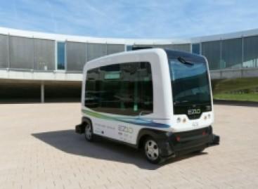 Nyderlanduose – pirmasis viešojo transporto maršrutas su bepiločiais autobusais