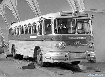 Sovietiniai autobusai