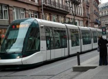 Populiariausia viešojo transporto rūšis Daugpilyje – tramvajus