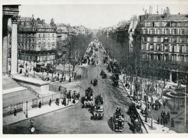 Dvidešimtojo amžiaus pradžios viešasis transportas