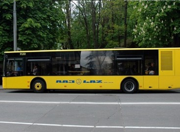 Kijeve – išmaniosios autobusų stotelės