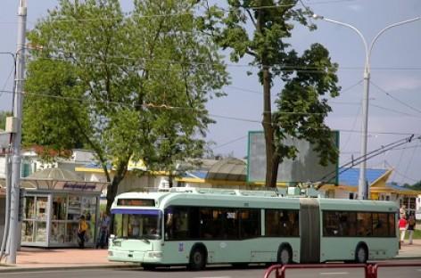 Baltarusiai nori mokėti už važiavimą viešuoju transportu banko kortelėmis