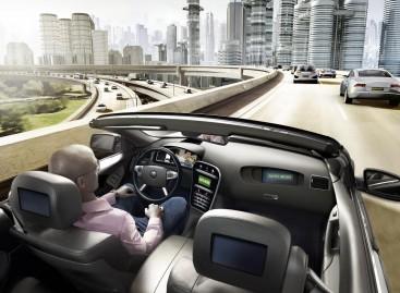 """""""Continental"""" vadovaus autonominio vairavimo projektui"""