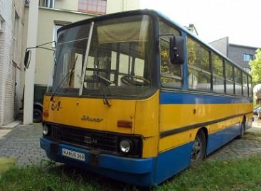 Kijeve – miesto viešojo transporto muziejus