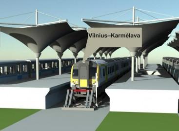 """Išsiskyrė nuomonės, kur turėtų eiti """"Rail Baltica"""" Vilniaus atšaka"""