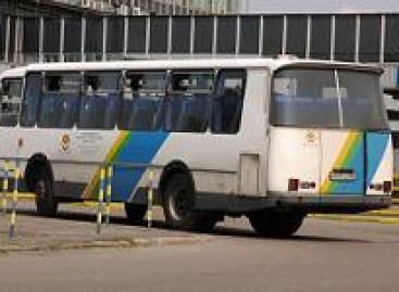 Rusijos Dūma pasiūlė importuoti senus autobusus