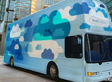 """""""Google Bus Tour"""" pristato """"Debesų technologijas"""""""
