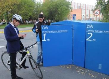 Klaipėdoje – kombinuota dviračių ir autobusų jungtis
