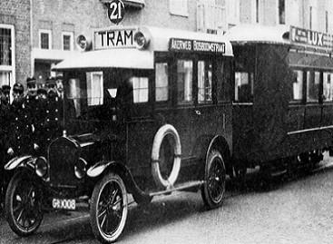 Aš – ne autobusas, aš – tramvajus!