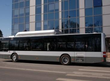 Viešajame transporte nuo šiol skamba pranešimai ir anglų kalba