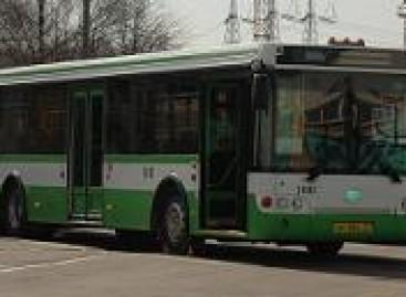 Maskvoje – 150 naujų autobusų