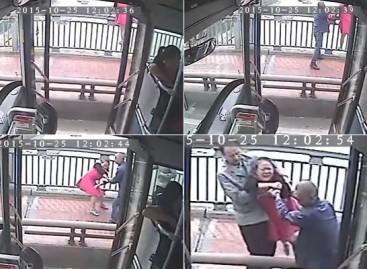 Autobuso vairuotojas išgelbėjo nuo tilto besirengusią nušokti merginą