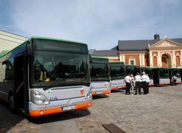 Klaipėdos studentų dovana greitųjų maršrutų keleiviams