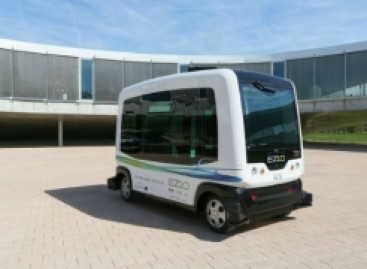 Šveicarijoje pasirodys autobusai be vairuotojų