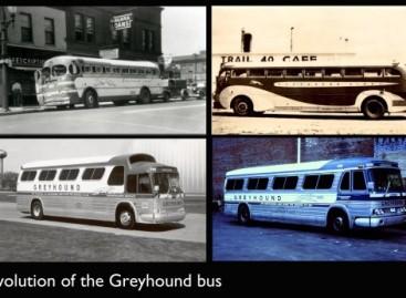 Autobusų konceptai – iš dvidešimtojo amžiaus pradžios
