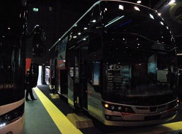 """""""Busworld Europe"""" pristatytas dviaukštis """"Futura FDD2"""""""