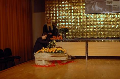Vilniaus viešojo transporto įmonės gimtadienio proga – apdovanojimai geriausiems darbuotojams