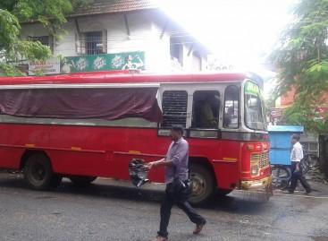 Indijos autobusai
