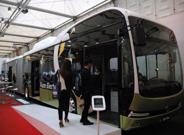 """""""Busworld Europe 2015"""": apdovanotieji"""