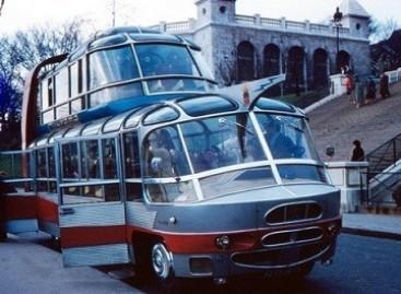 """""""Citroen U55 Cityrama Currus"""" – unikalus turistinis autobusas"""