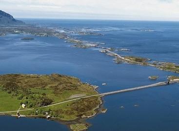 Atlanto vandenyno kelias – vienas iš gražiausių pasaulyje