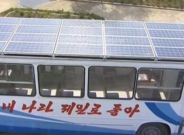 """Saulės baterijomis varomi """"Ikarus"""" autobusai"""