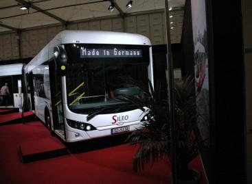 """Vokiečių ir turkų """"Sileo"""" – """"Busworld Europe"""" parodoje"""