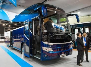 """""""Temsa"""" naujovės """"Busworld Europe"""" parodoje"""