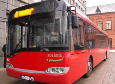Kauno autobusų ir troleibusų vairuotojai nebepriims stambių kupiūrų