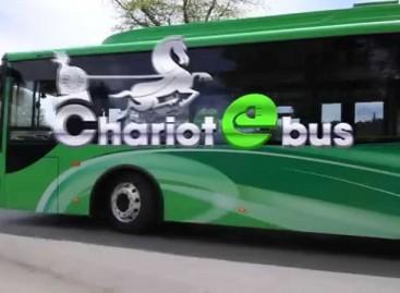 Izraelyje važinės elektriniai autobusai