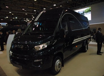 """Busworld Europe"" – elektrinis IVECO"