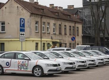 Kauno savivaldybės darbuotojai vairuos itin ekonomiškus automobilius