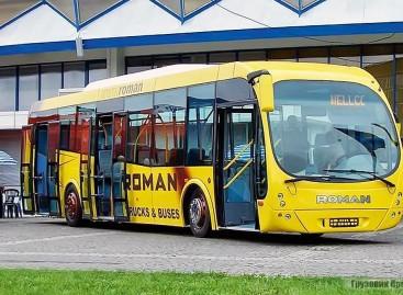 Autobusai – iš Brašovo