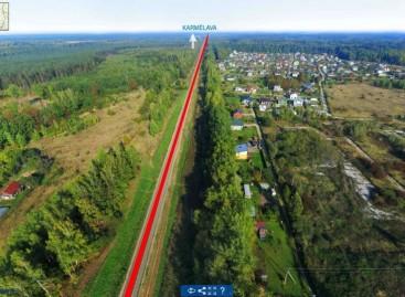 "Sukurta unikali ""Rail Baltica"" vizualizacija"