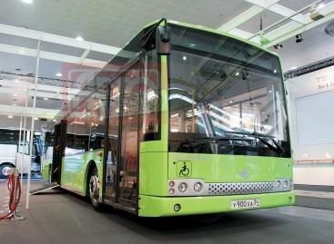 Kaliningrade – šimtas naujų autobusų