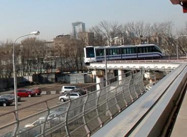 Maskvoje pabrango važiavimas viešuoju transportu