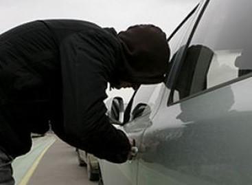 Automobilių vagys naudojasi vairuotojų neapdairumu
