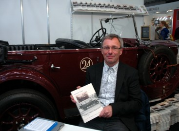 Pristatyta knyga apie Vilniaus viešojo transporto istoriją iki 1941-ųjų