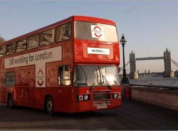 Jaukūs namai – sename dviaukščiame autobuse