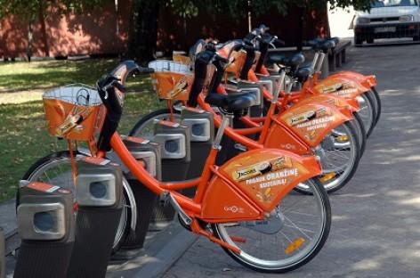 Klaipėda paskelbta dviračių miestu