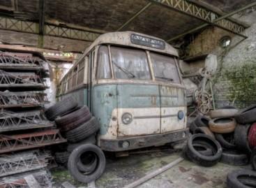 Apleistos transporto priemonės