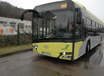 """Sostinės vežėjų atsiliepimai apie naująjį """"Solaris Urbino 12"""" – geri"""