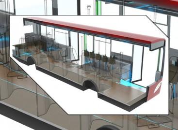 Ateities autobuso konceptas