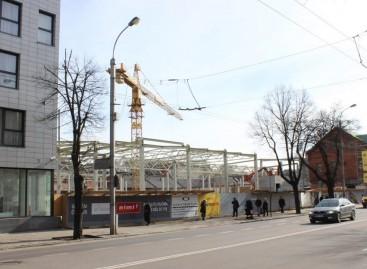 Rekonstruojant Kauno autobusų stotį, išsaugomos istorinės detalės