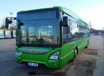 """Į Lietuvą atvyko dujinis """"IVECO Urbanway"""""""