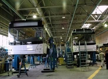 Lenkijoje surinkinės baltarusiškus autobusus