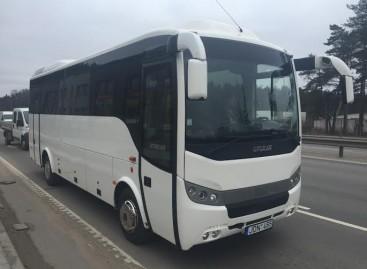 Važiuojantiems Panevėžio autobusais, taikomos nuolaidos perkant bilietus
