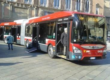 Italijoje – hibridiniai IVECO autobusai